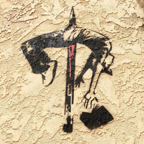 Graffiti tag design