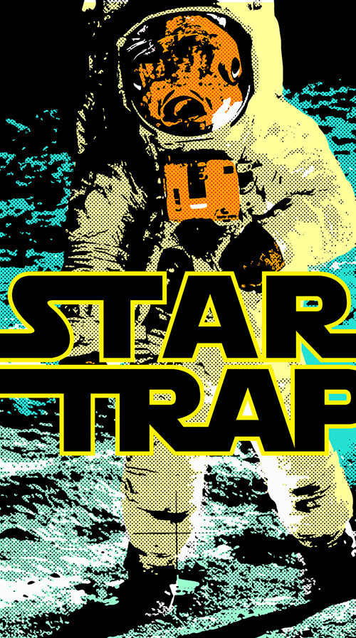 Star Trap prop movie poster