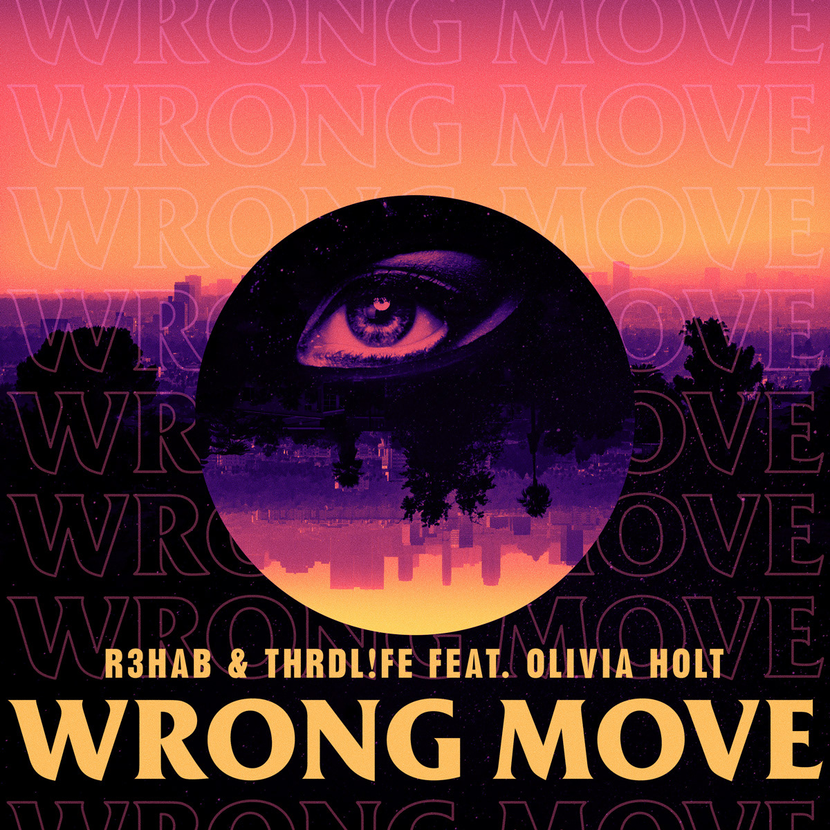 Wrong Move single artwork
