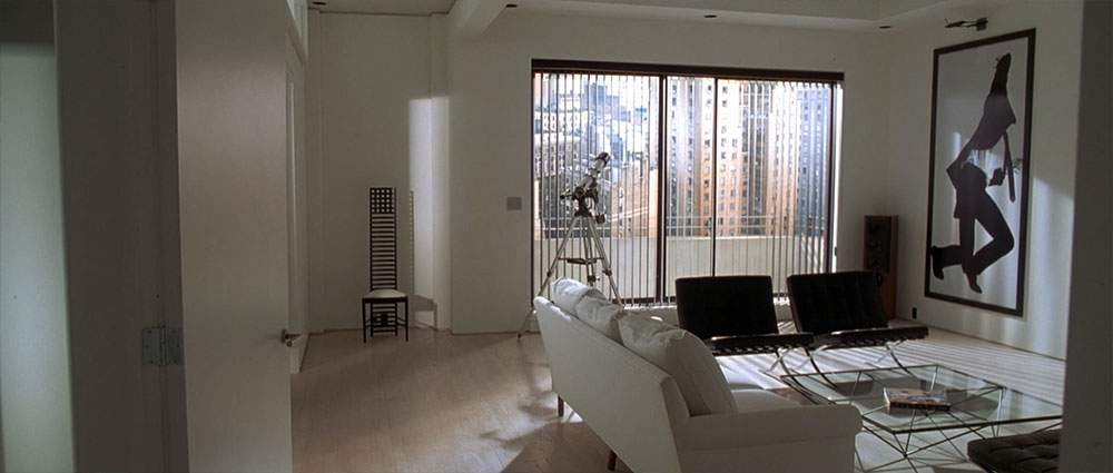Patrick Bateman's apartment