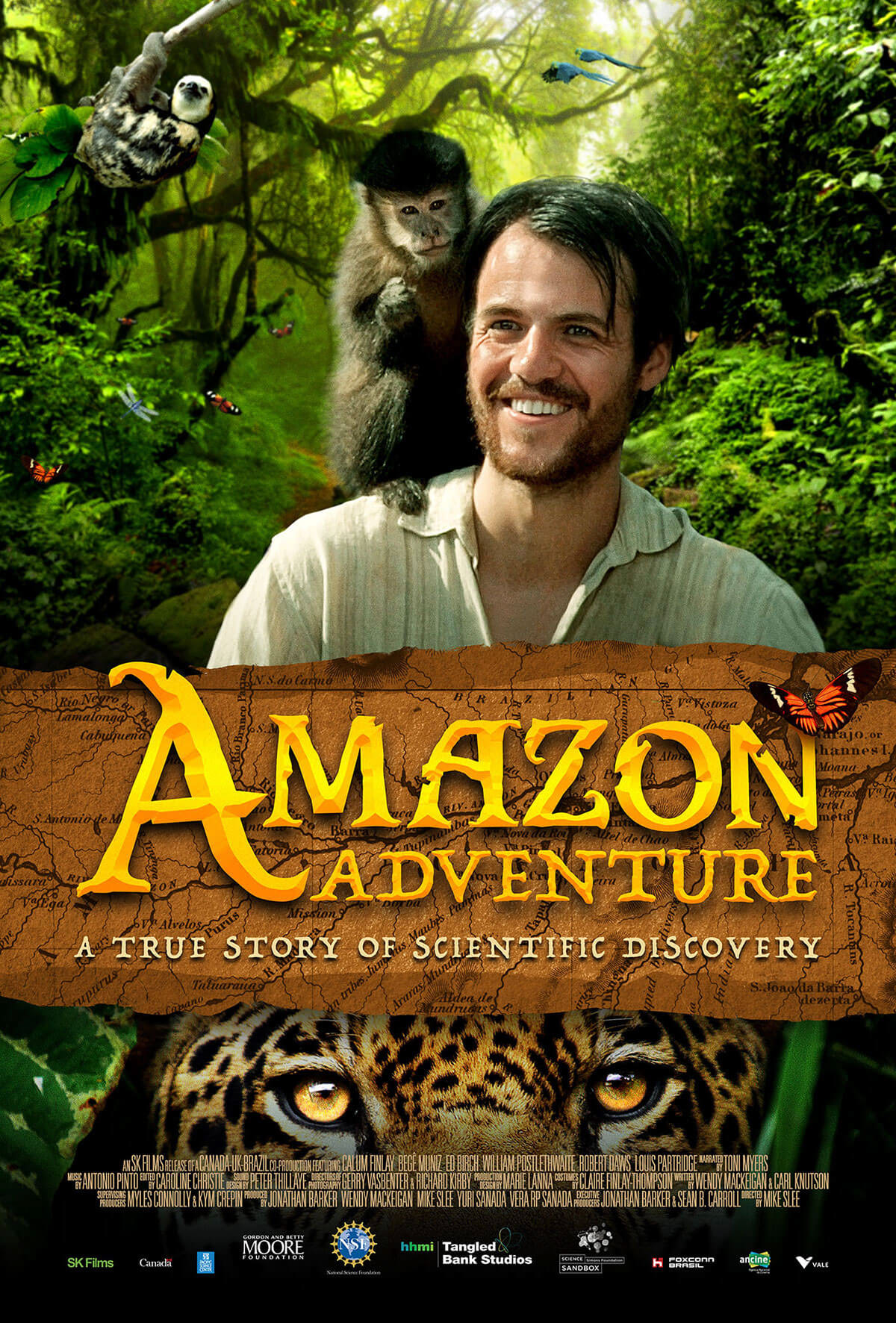 Amazon Adventure Movie Poster