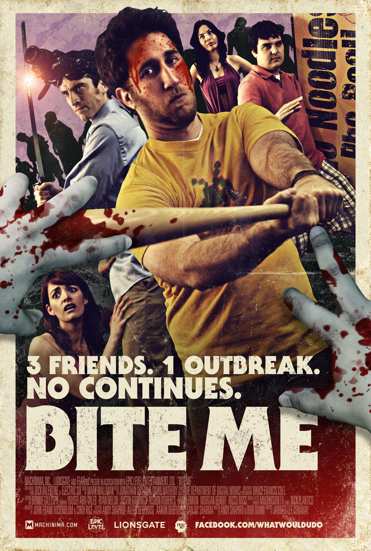 Bite Me TV Poster