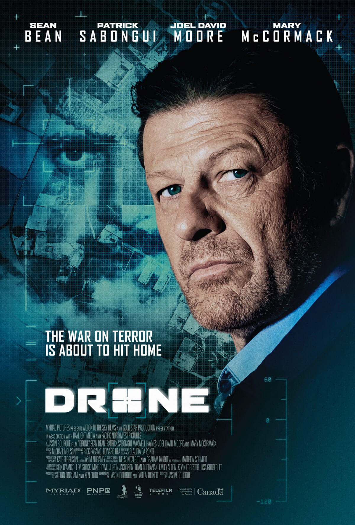 Drone Movie Poster