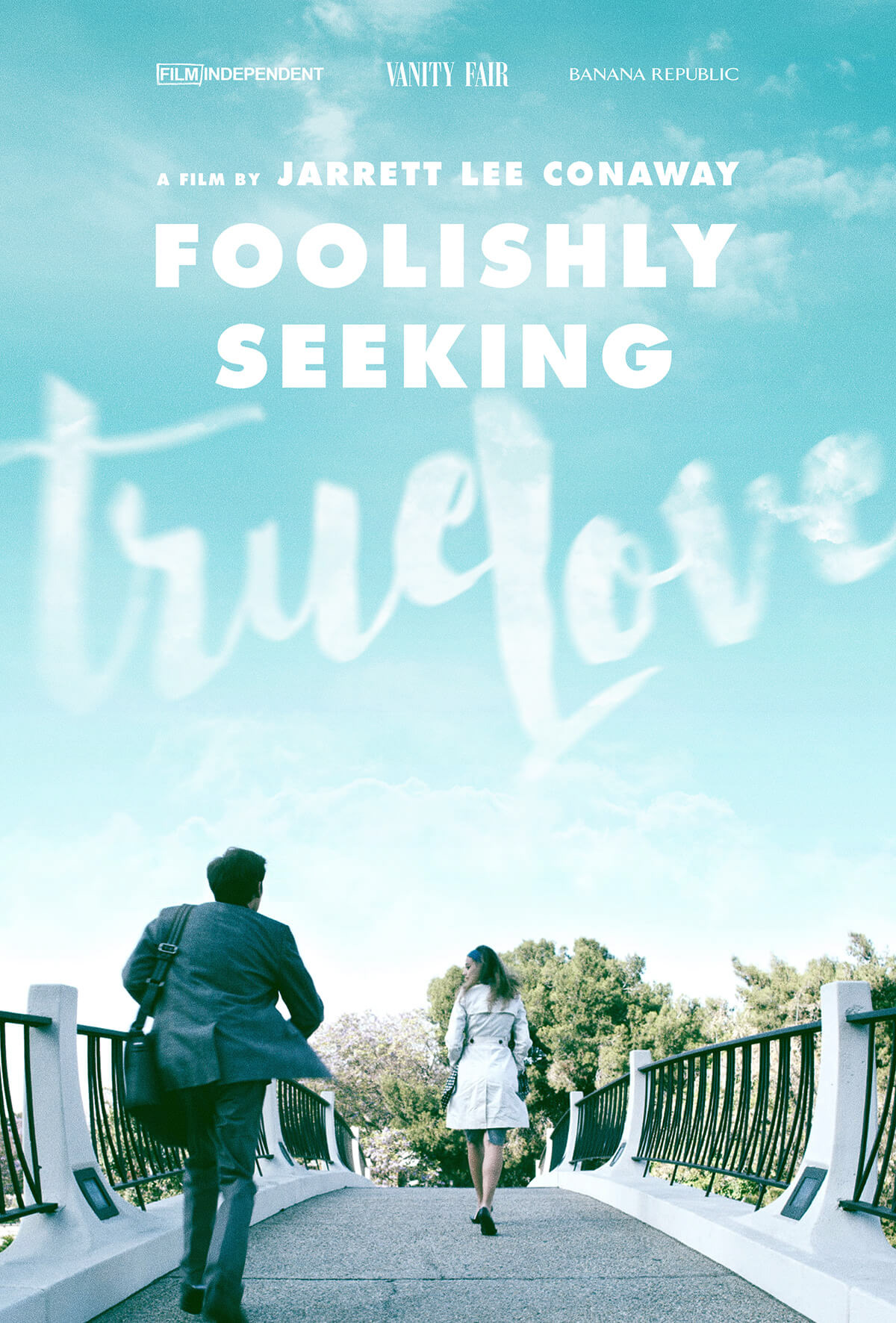 Foolishly Seeking True Love Movie Poster