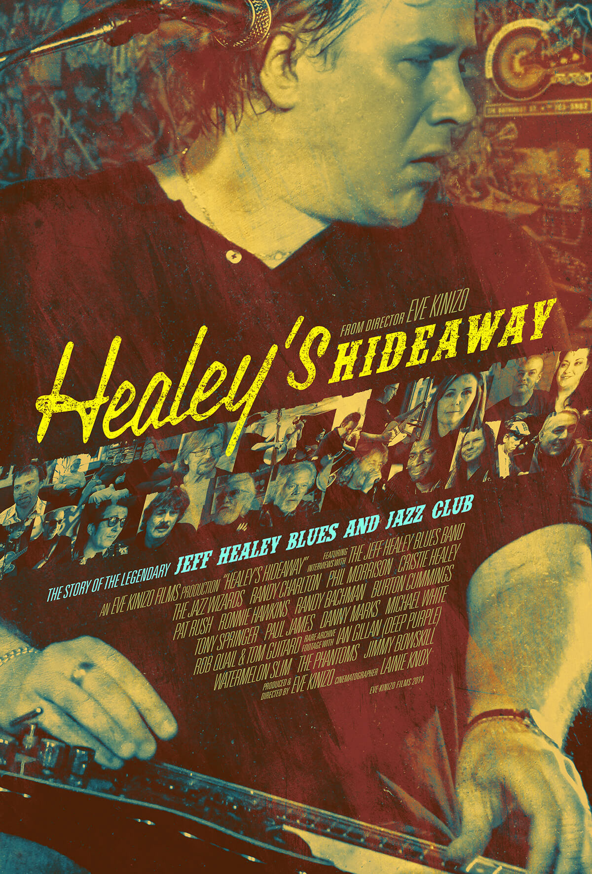 Healey's Hideaway Movie Poster