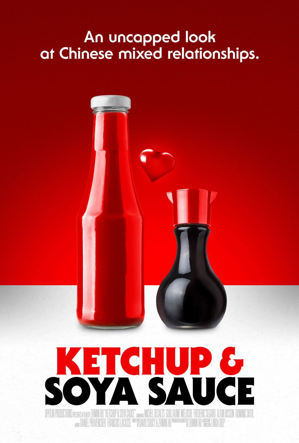 Ketchup & Soya Sauce Movie Poster