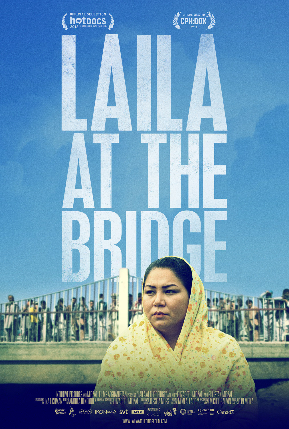 Laila At The Bridge Movie Poster