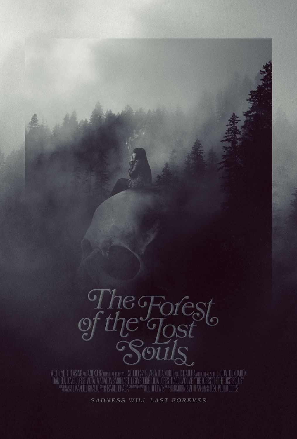 The Forest of the Lost Souls Movie Poster