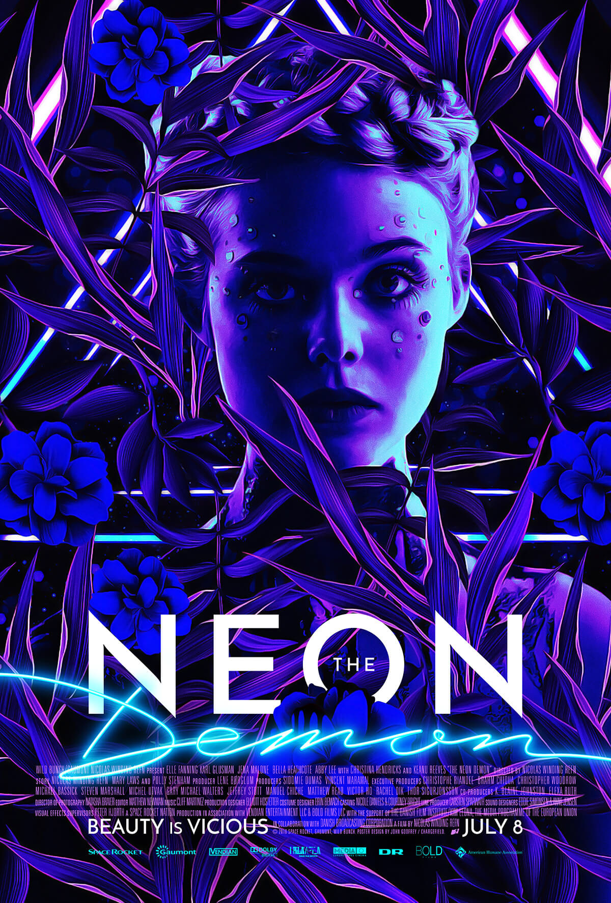 The Neon Demon Alternative Movie Poster