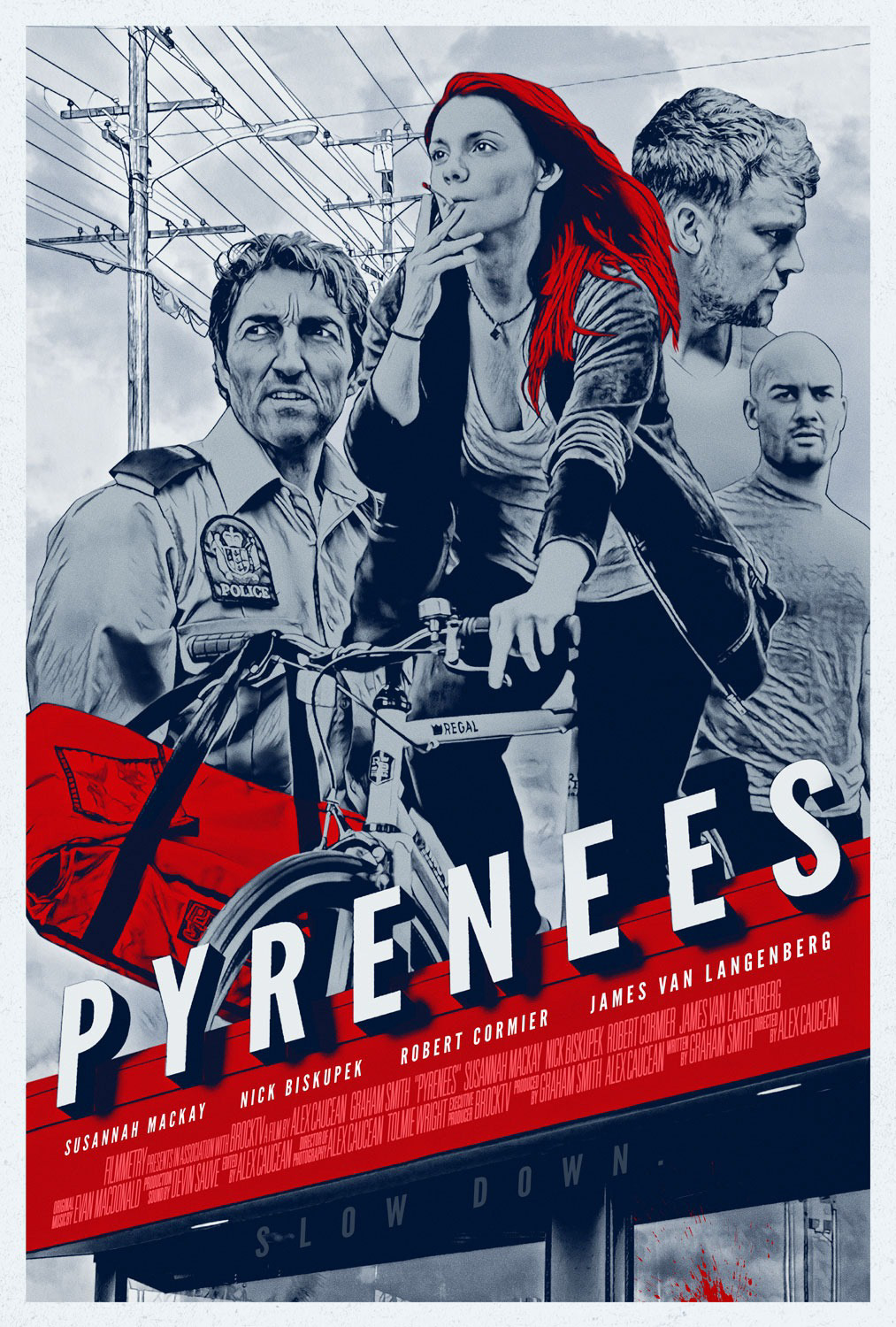 Pyrenees Movie Poster