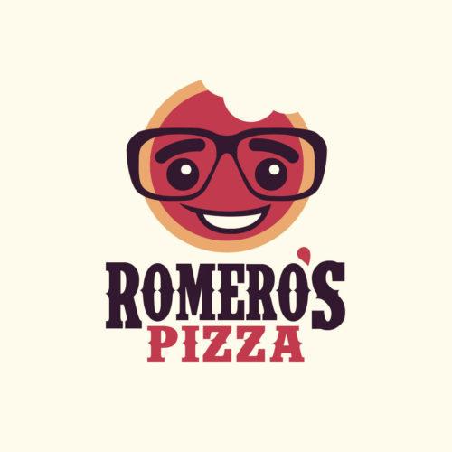 Romero's Pizza logo