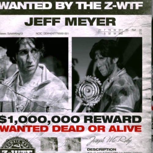 Wanted poster designs