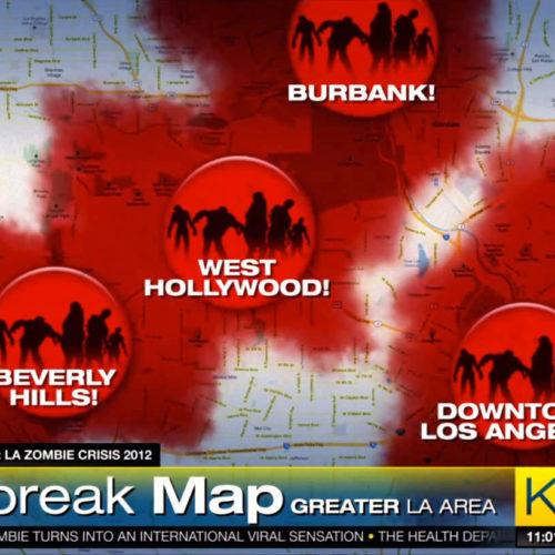 Outbreak map design