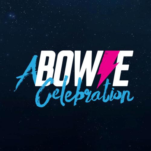 A Bowie Celebration logo