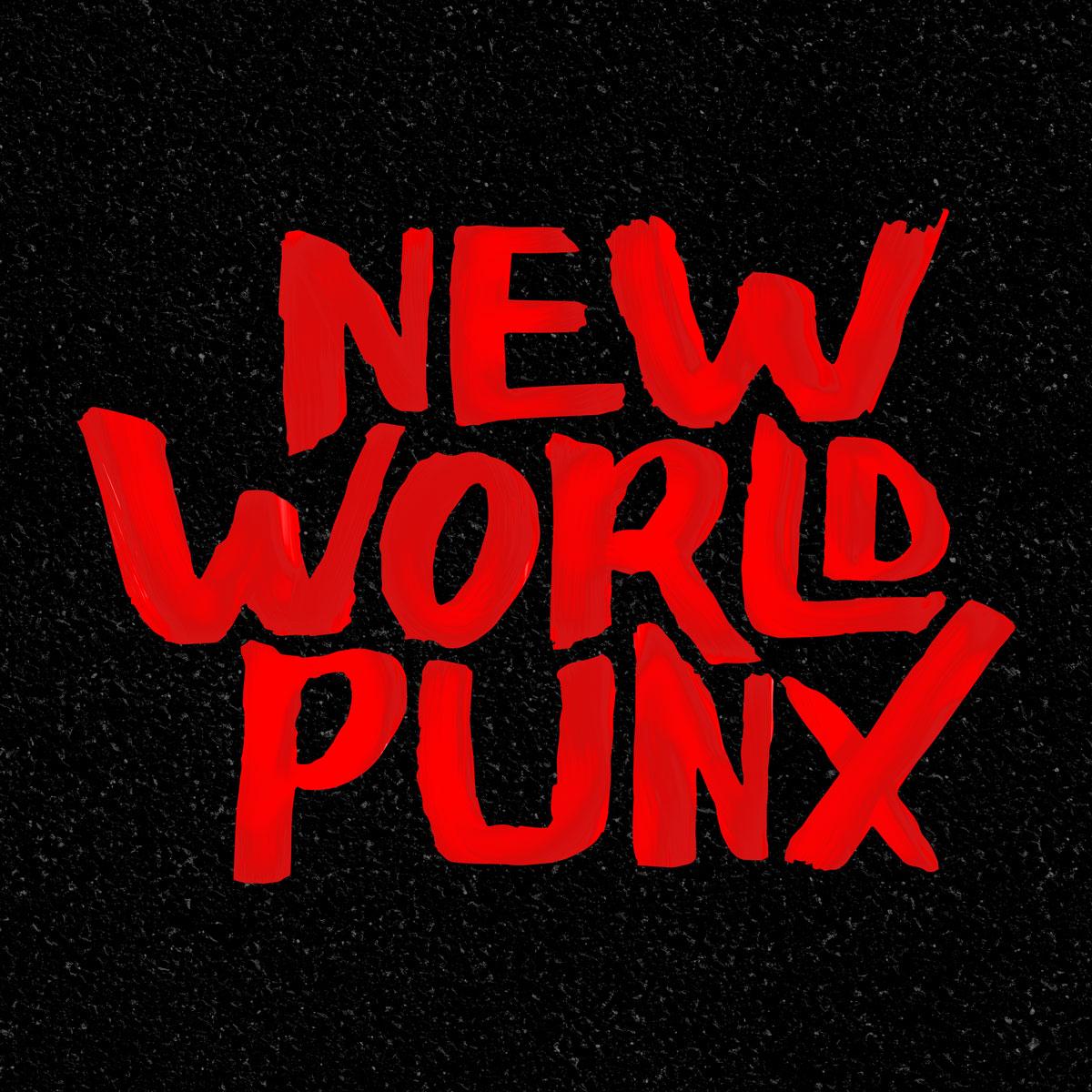 New World Punx logo