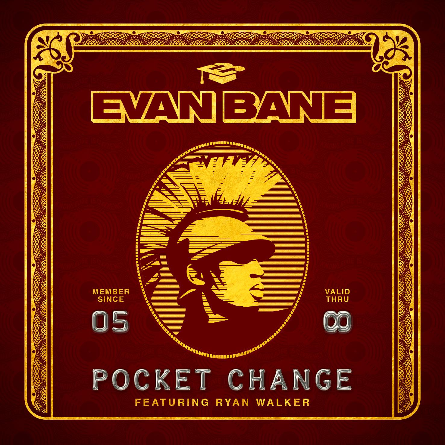 Pocket Change single artwork