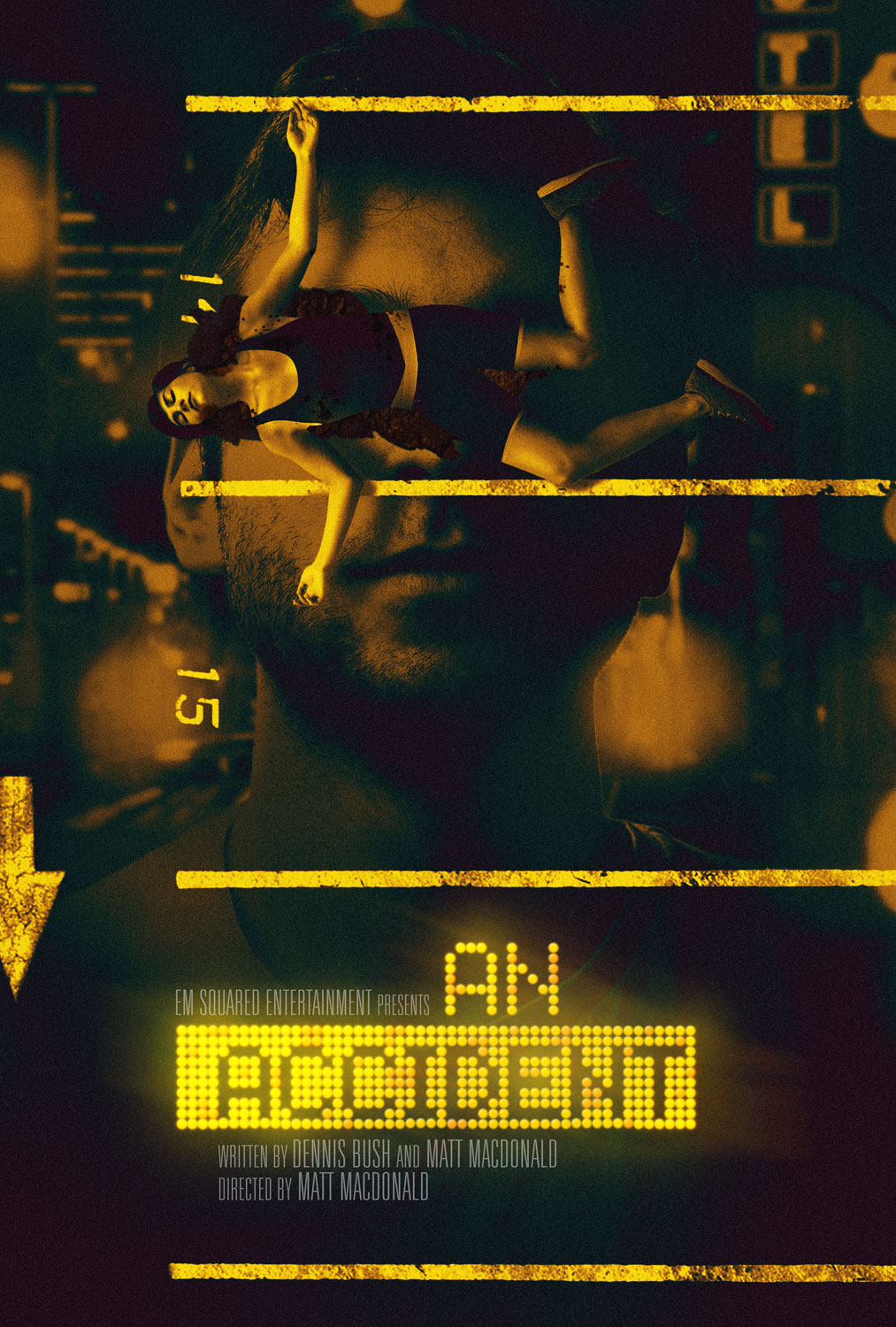 An Accident Movie Poster