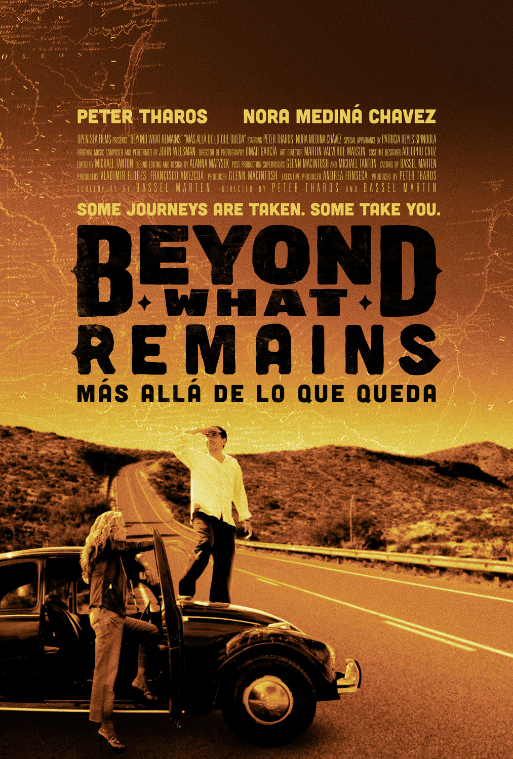 Beyond What Remains Movie Poster