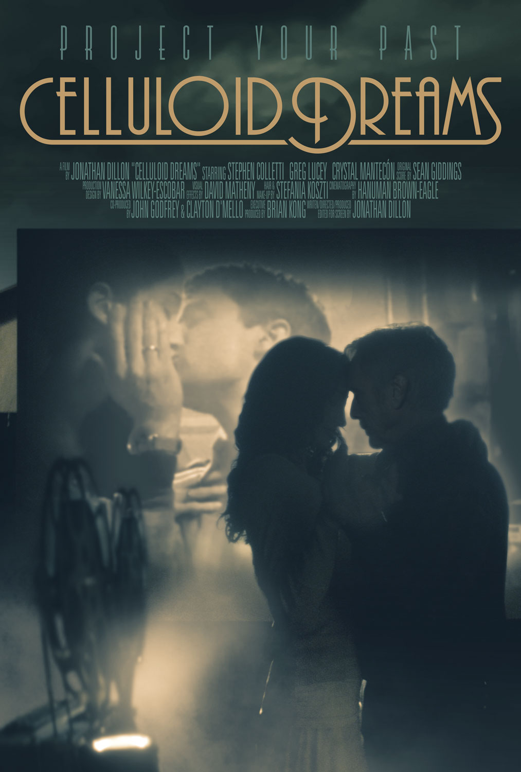 Celluloid Dreams Movie Poster