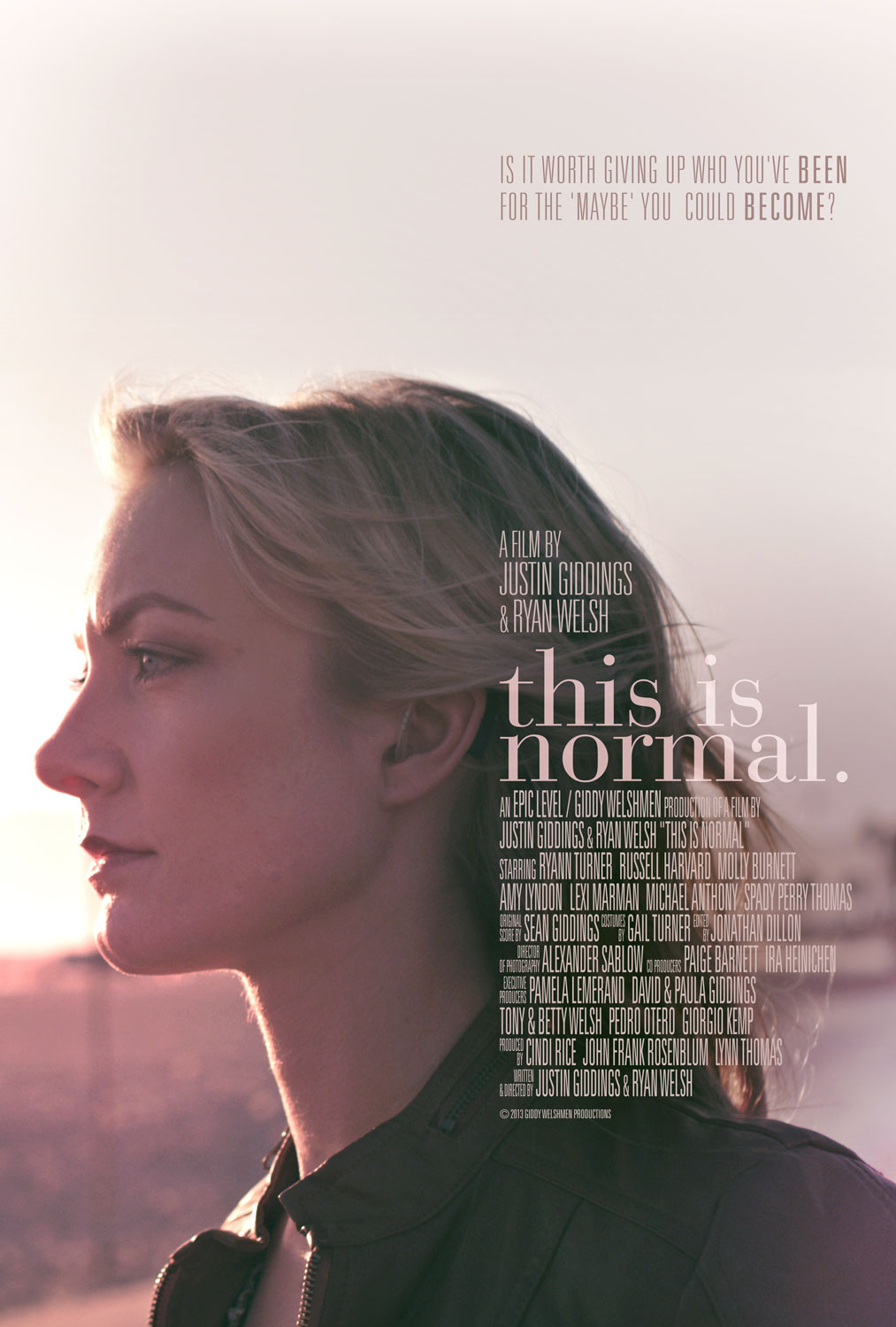 This Is Normal Movie Poster