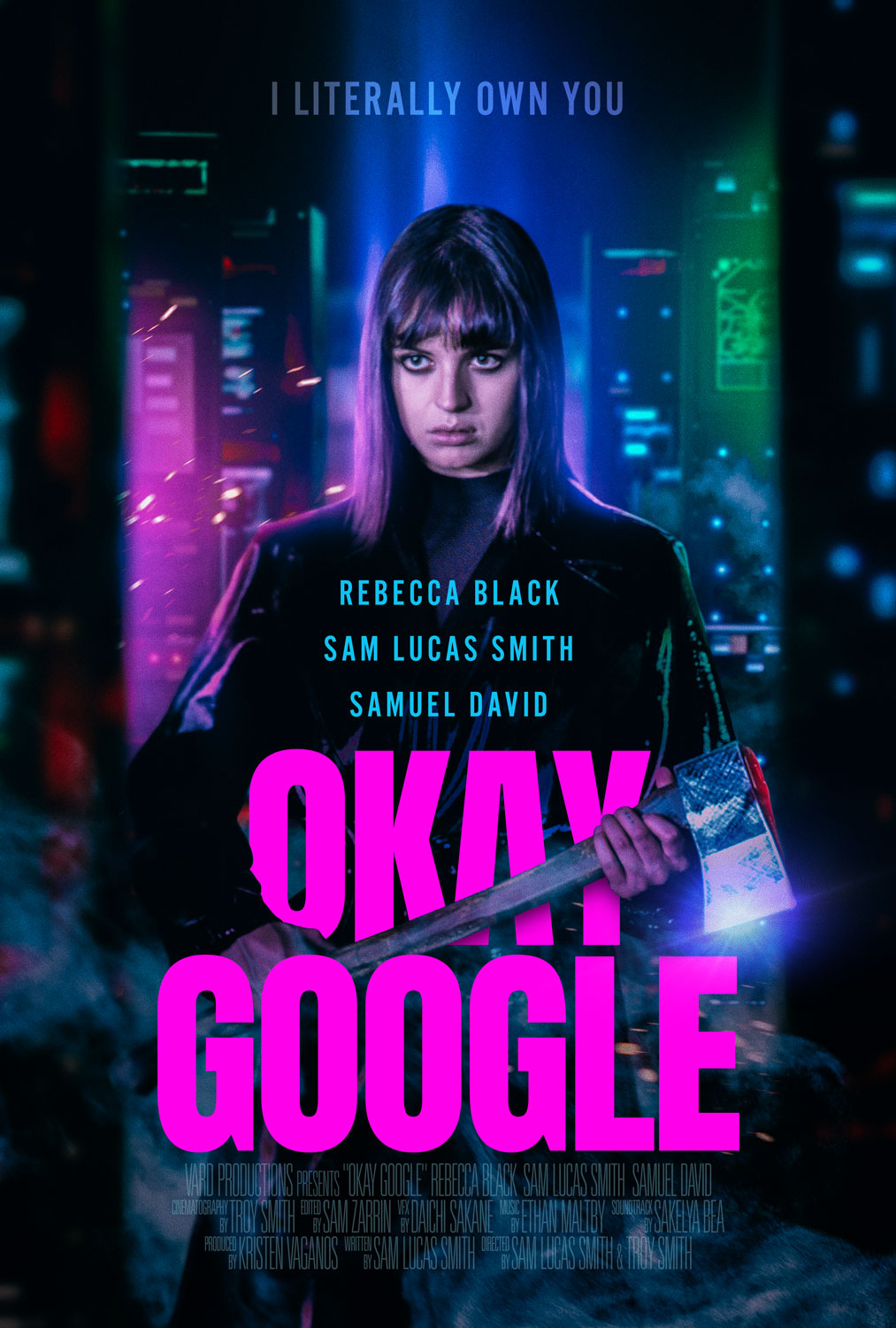 Okay Google Movie Poster