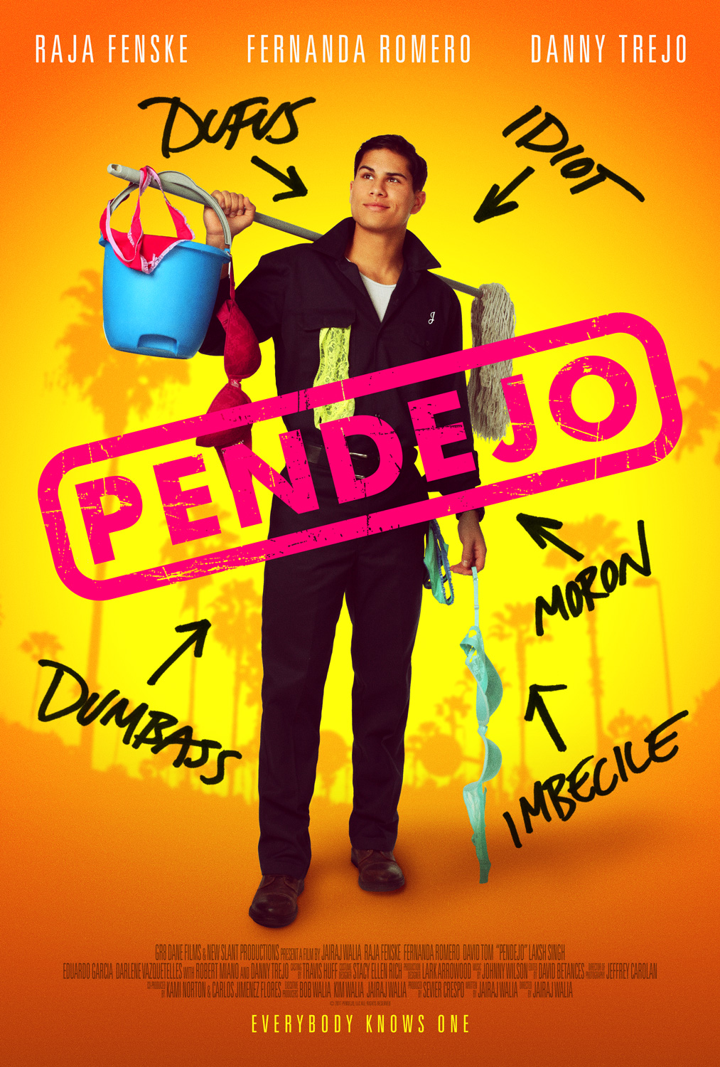 Pendejo Movie Poster