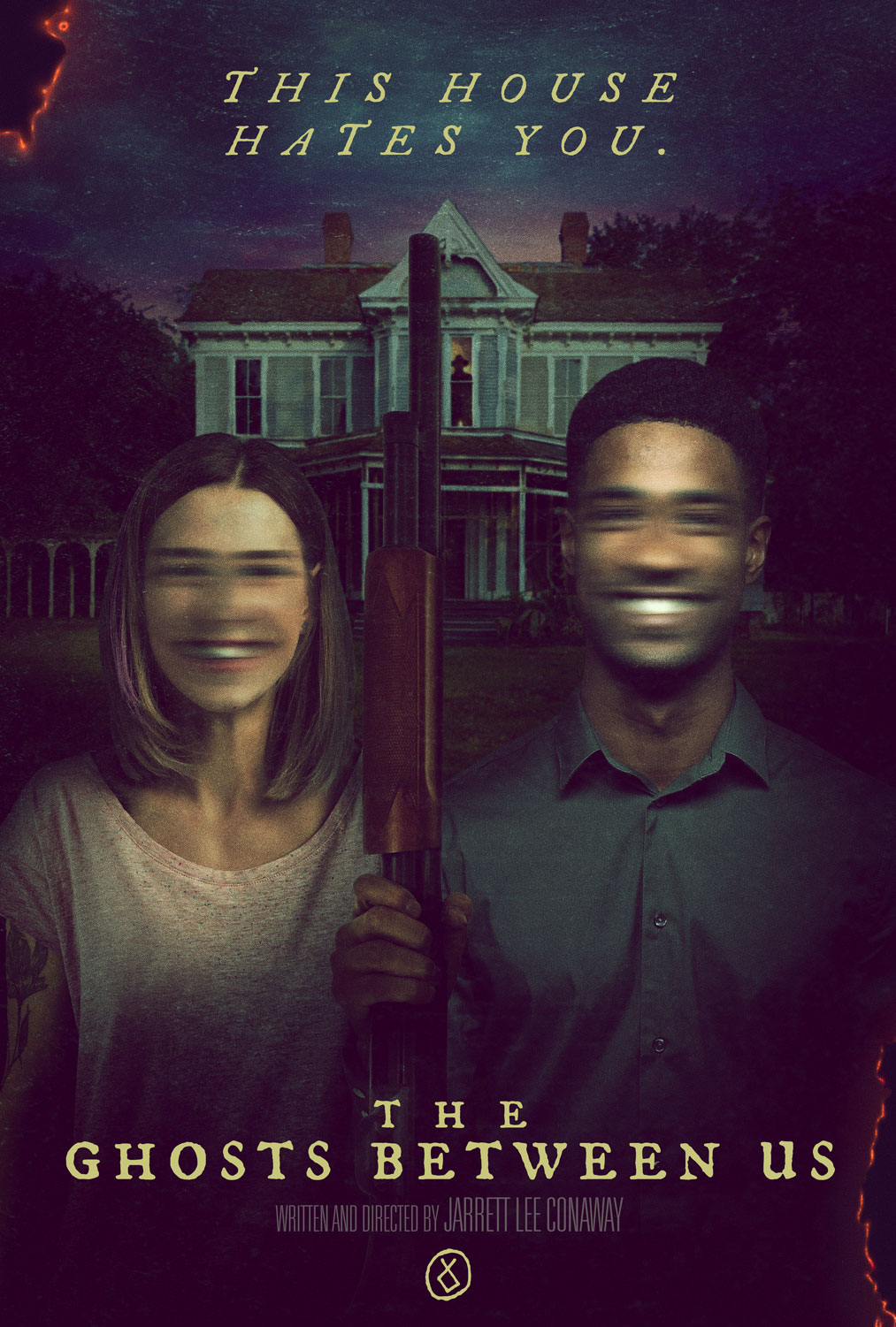 The Ghosts Between Us Movie Poster