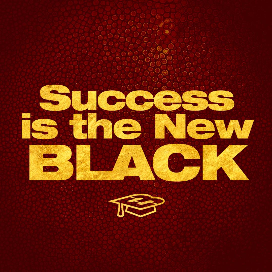 Success Is The New Black design
