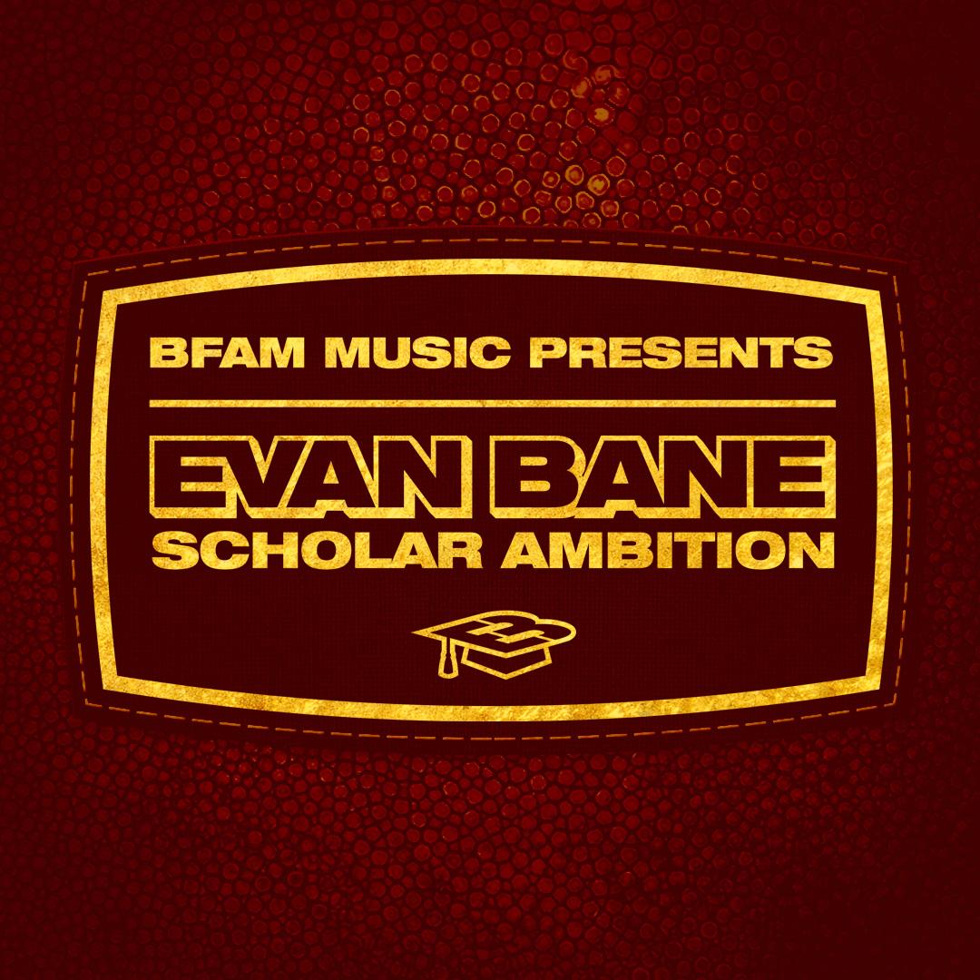 Evan Bane social media graphic