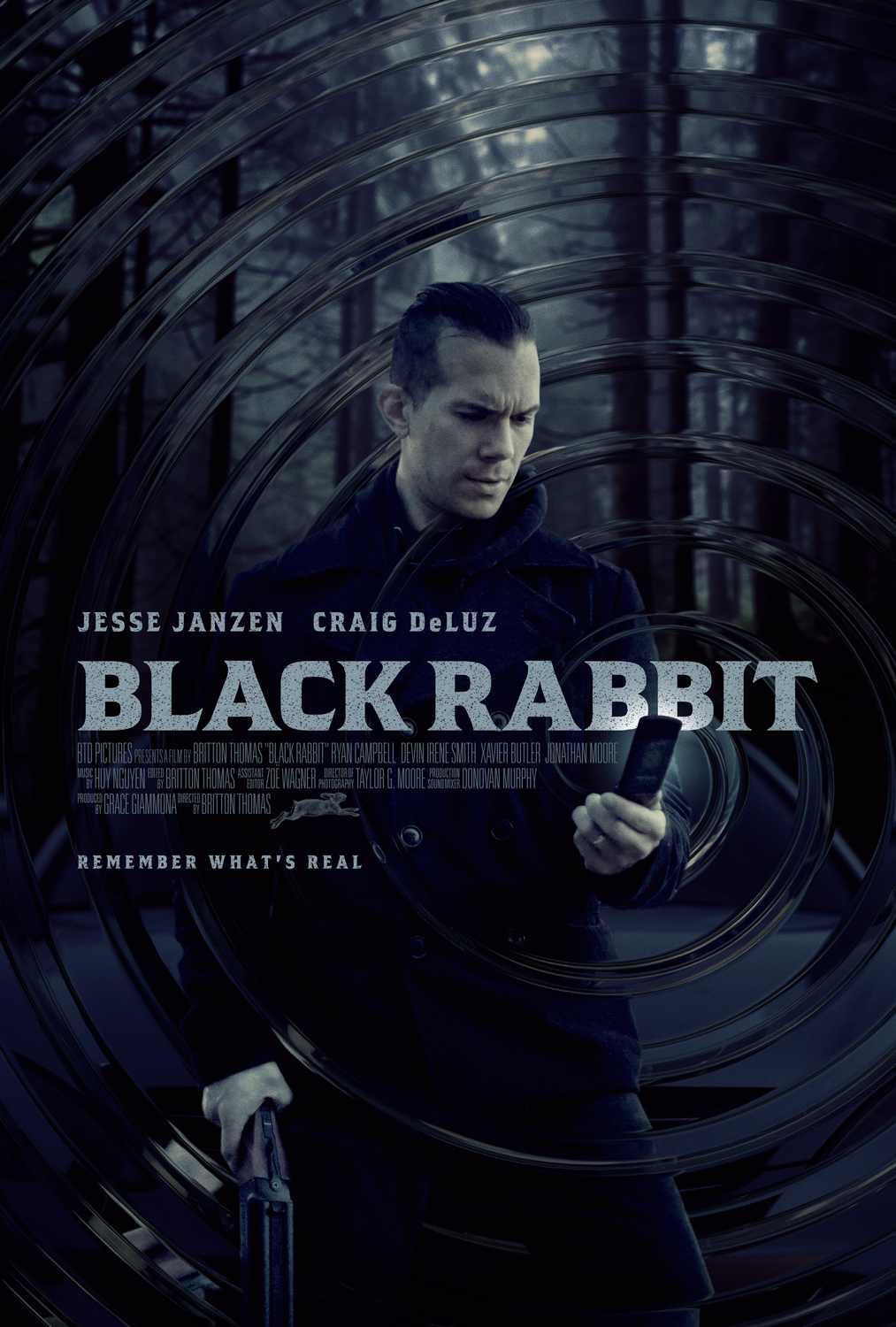 Black Rabbit Movie Poster