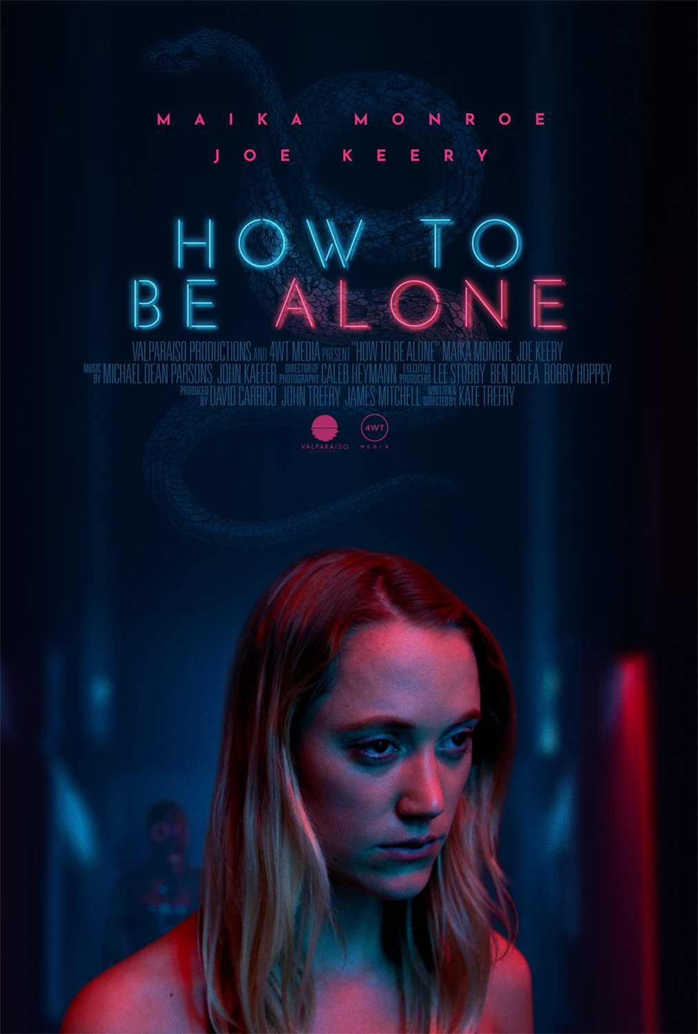 How To Be Alone Movie Poster