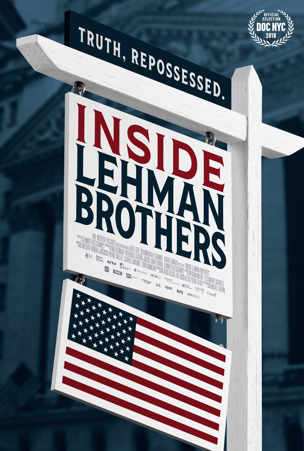 Inside Lehman Brothers Movie Poster