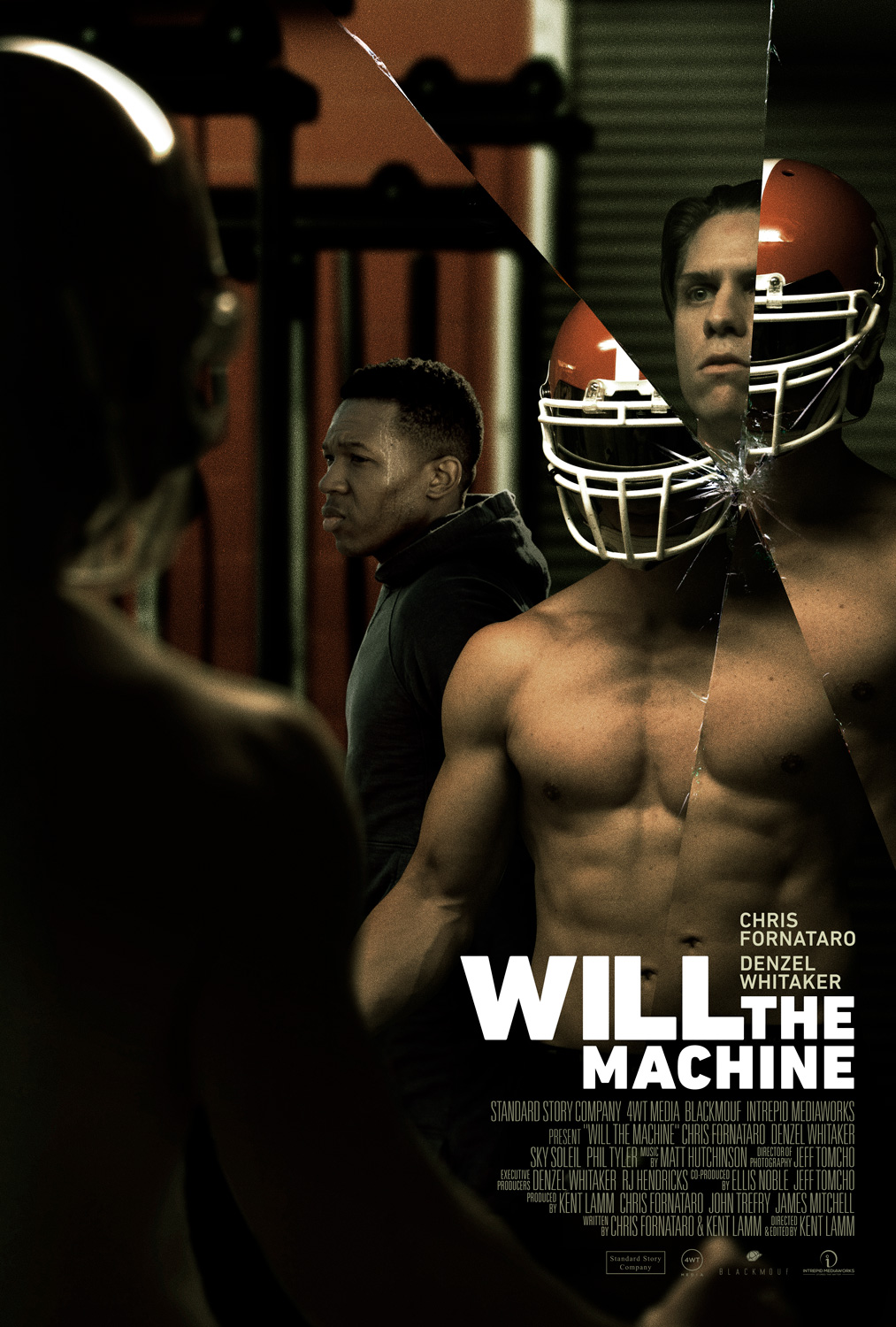 Will The Machine Movie Poster