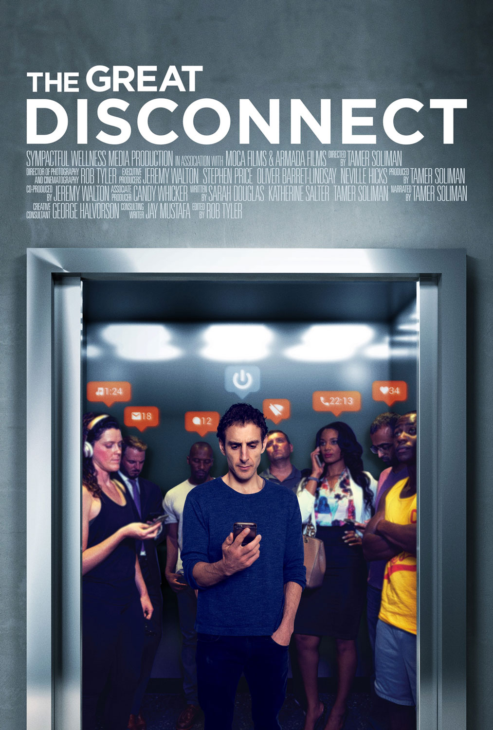 The Great Disconnect Movie Poster
