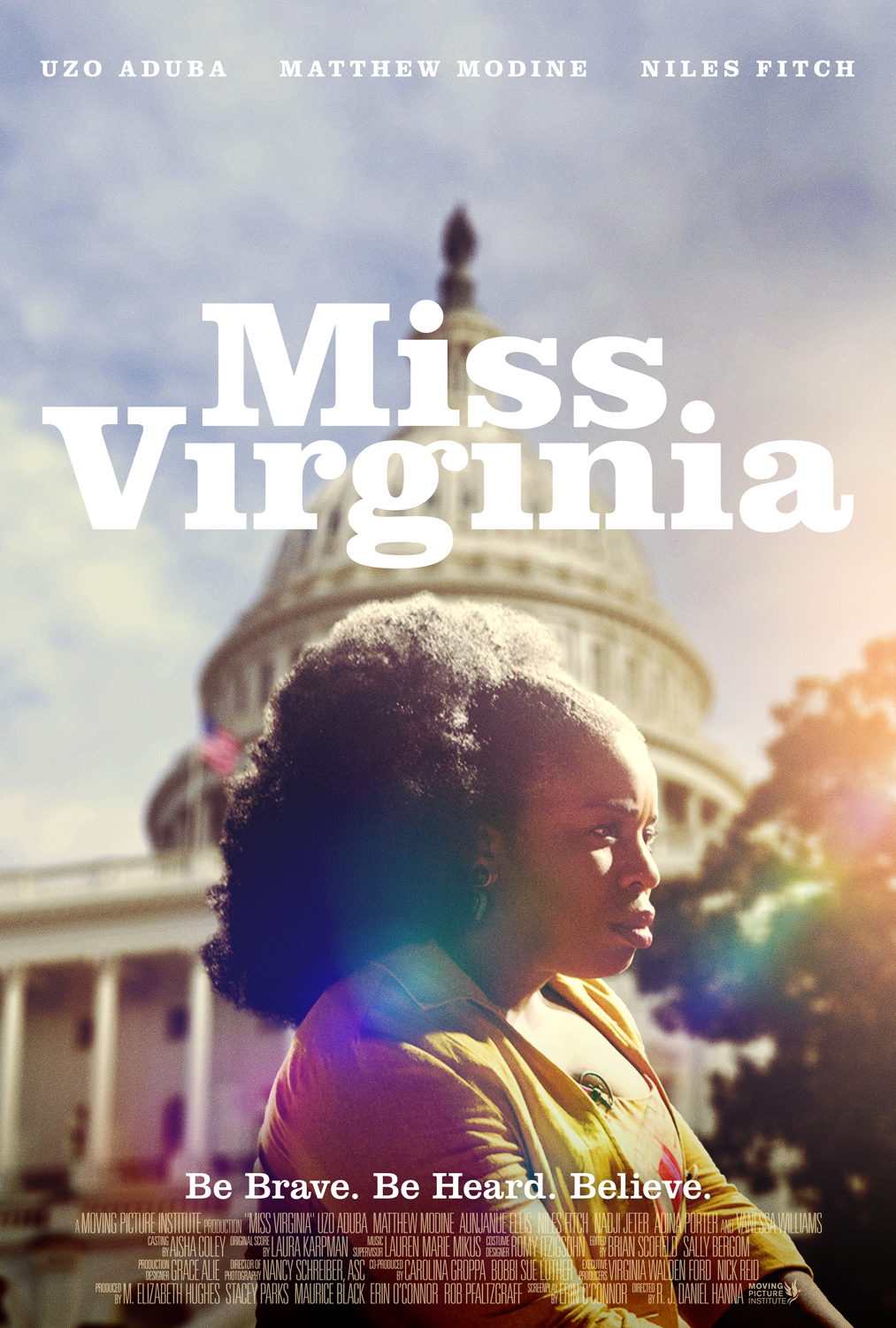 Miss Virginia Movie Poster
