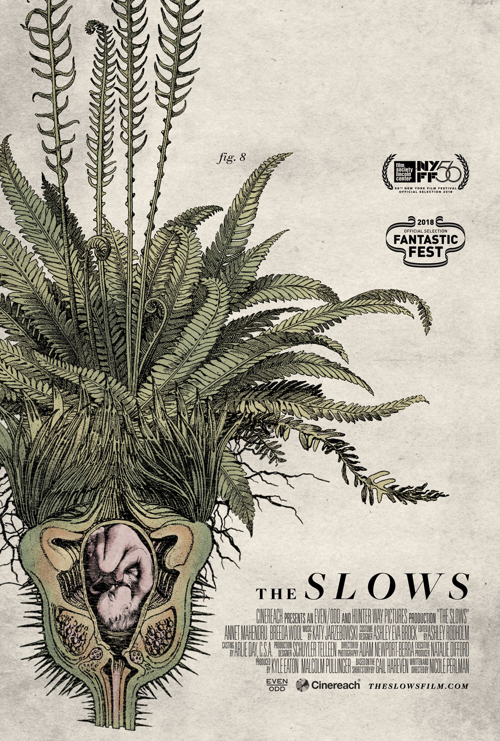 The Slows Movie Poster