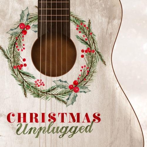 Christmas Unplugged album artwork