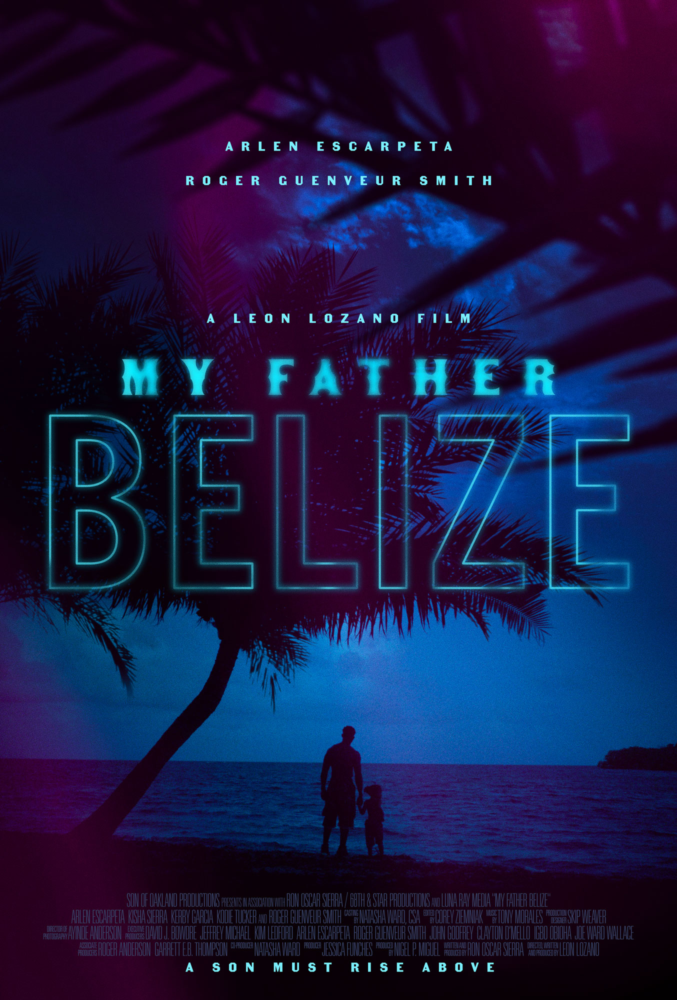 My Father Belize Movie Poster