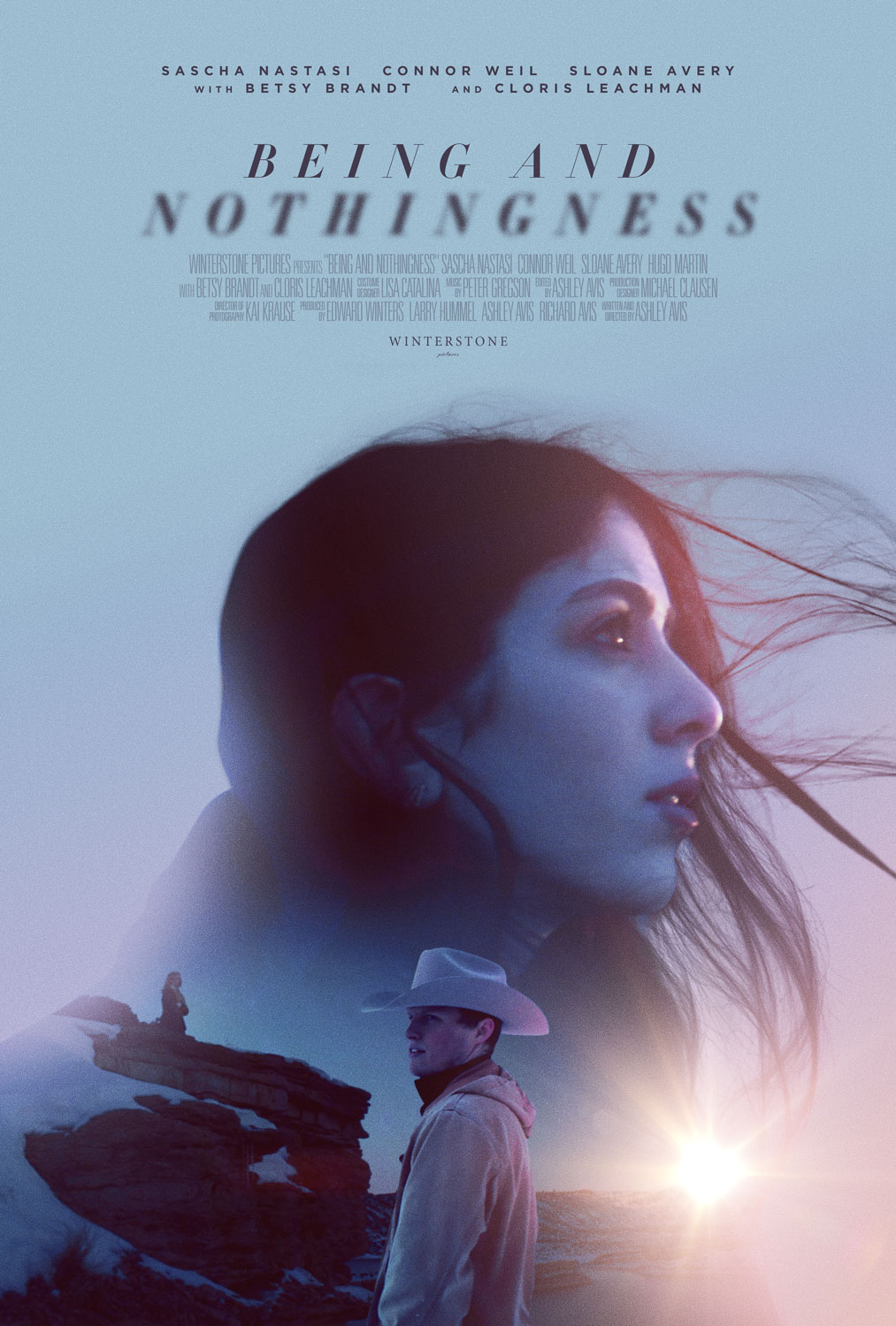 Being and Nothingness Movie Poster