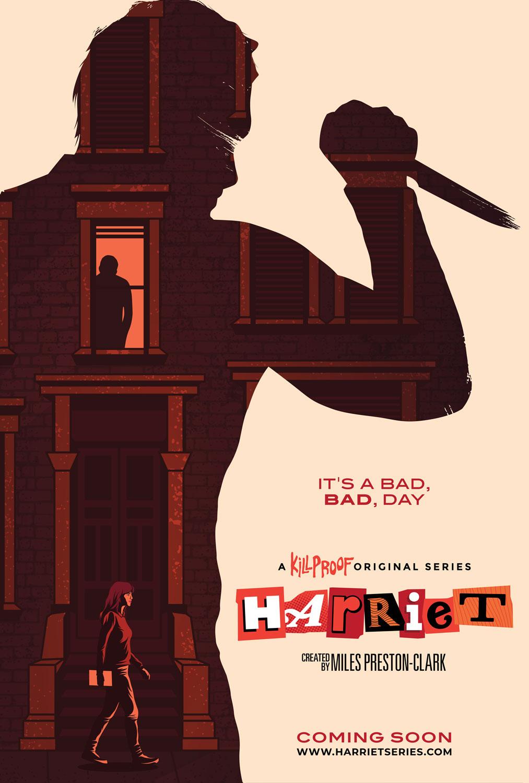 Harriet TV Poster
