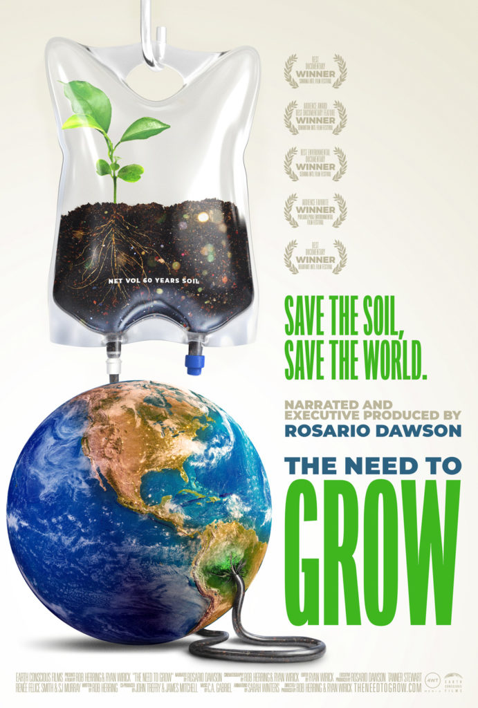 The Need To Grow Movie Poster