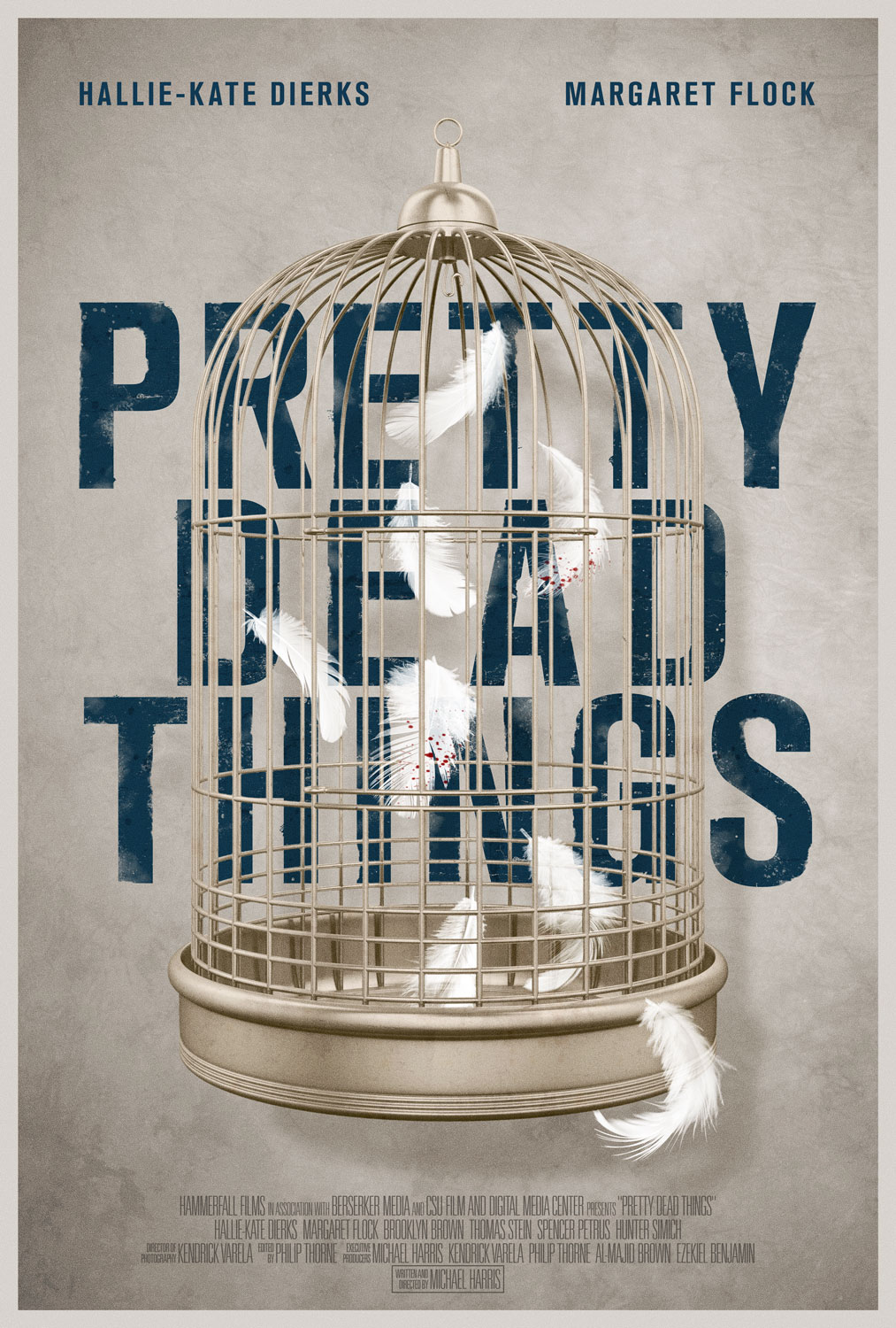 Pretty Dead Things Movie Poster