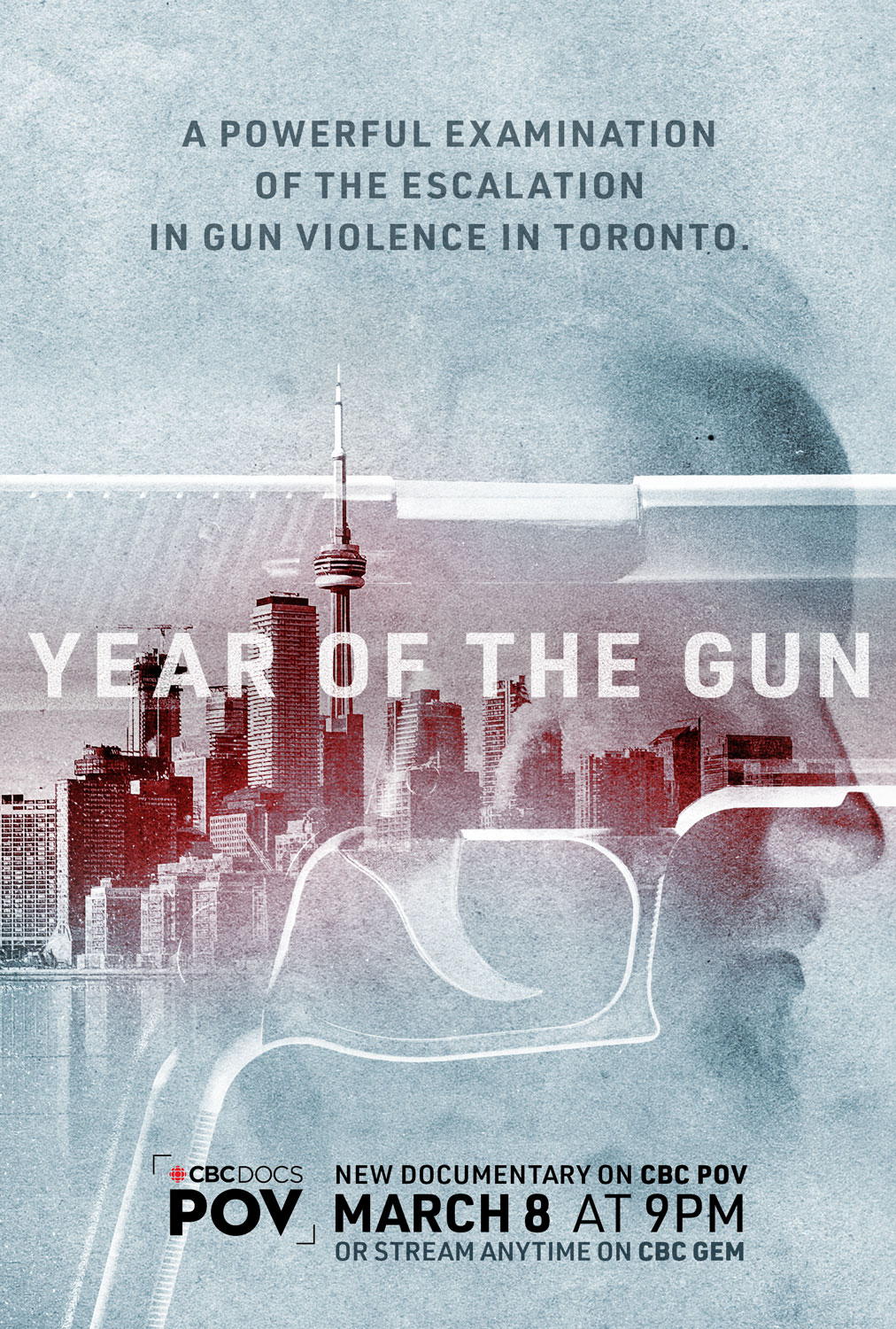 Year of the Gun TV Poster