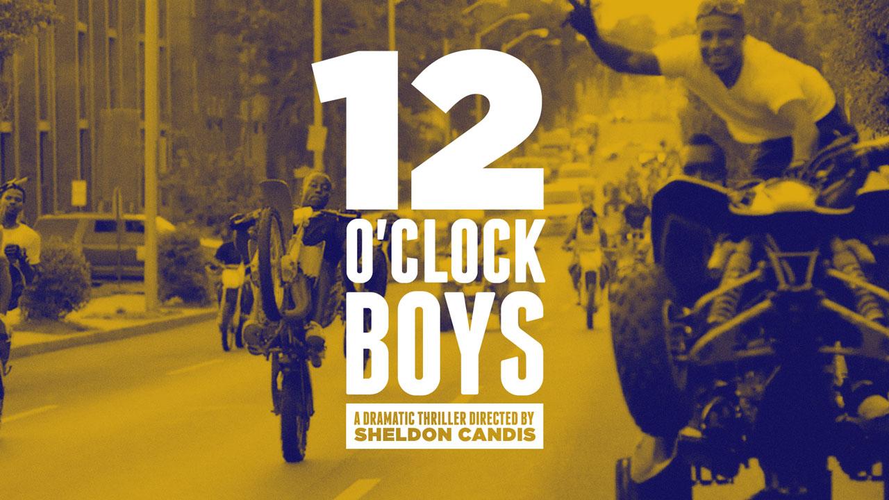 12 O'Clock Boys Pitch Deck