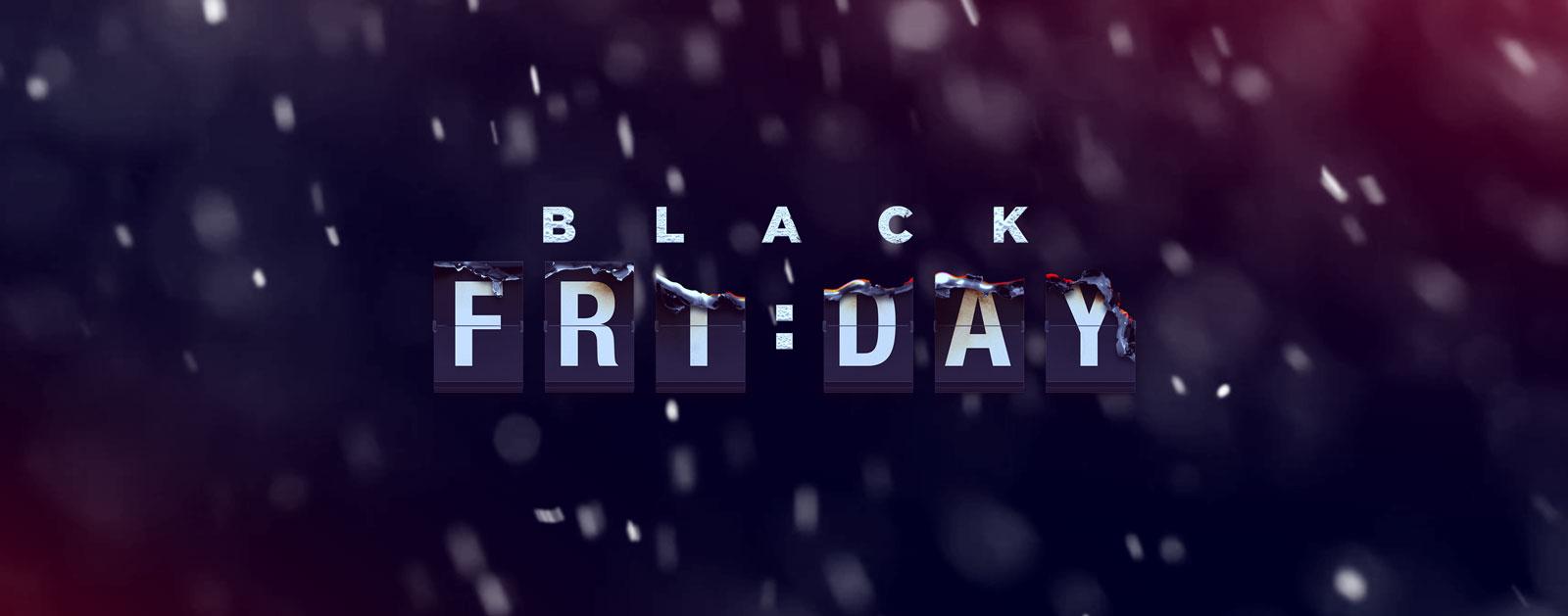 Black Friday pitch deck