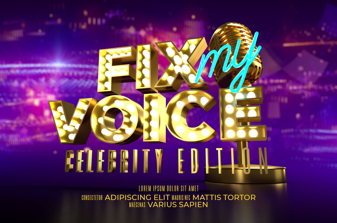 Fix My Voice pitch deck