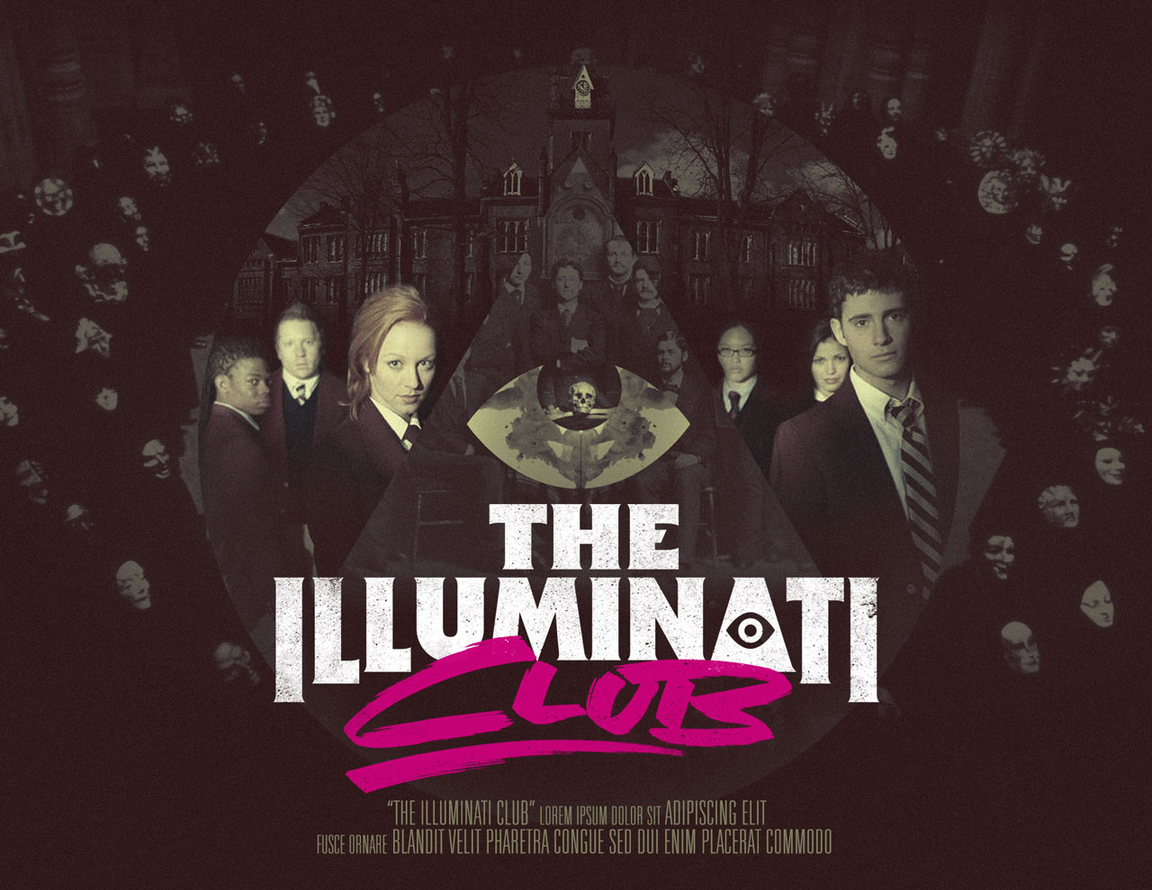 The Illuminati Club pitch deck