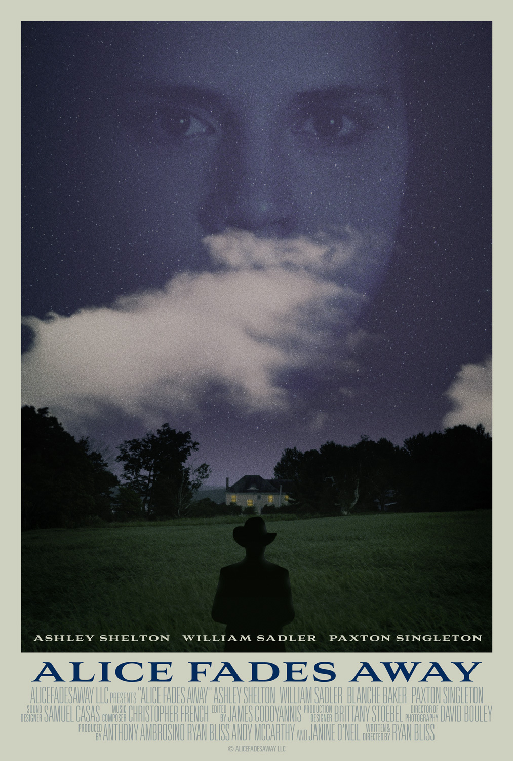 Alice Fades Away Movie Poster