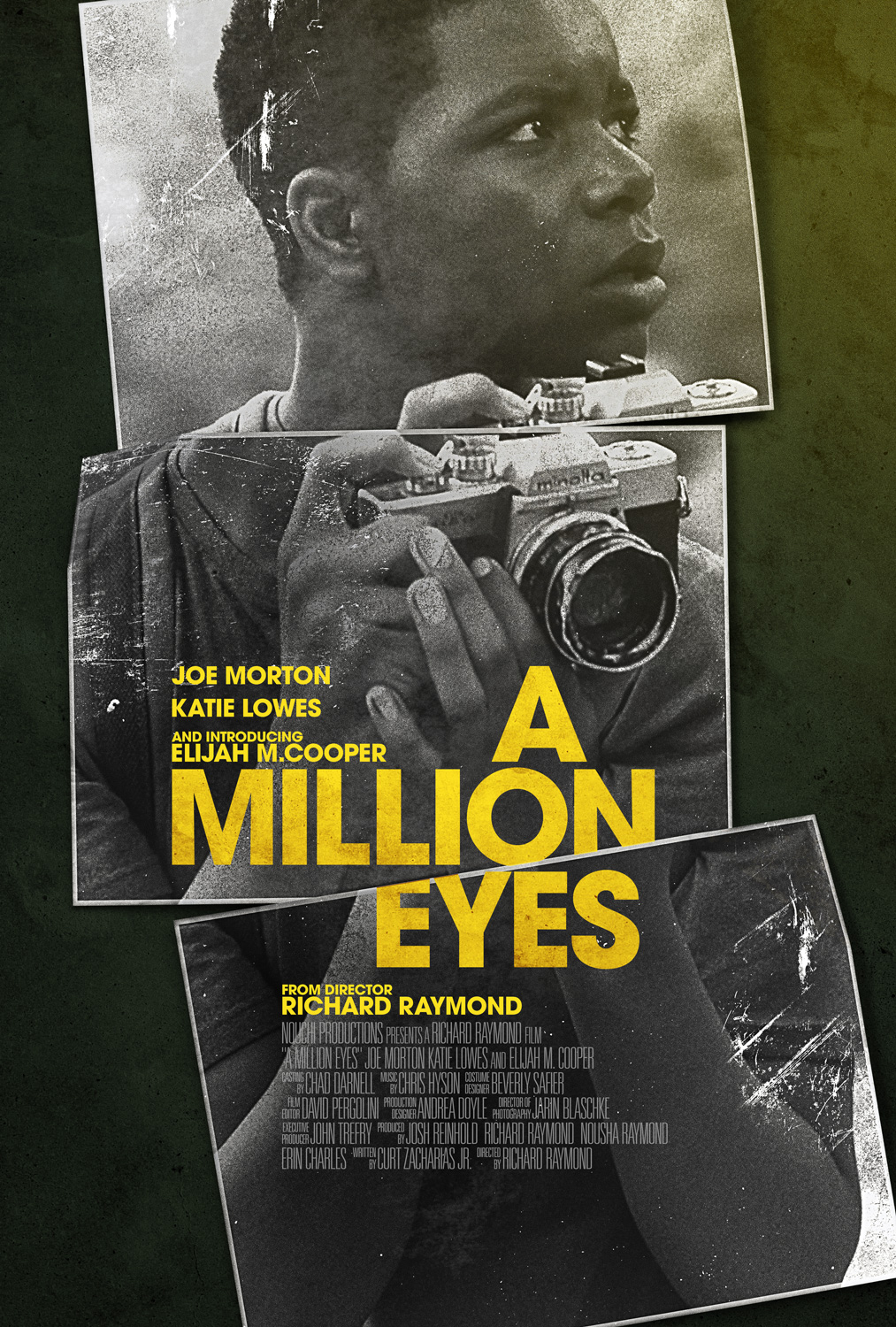 A Million Eyes Movie Poster