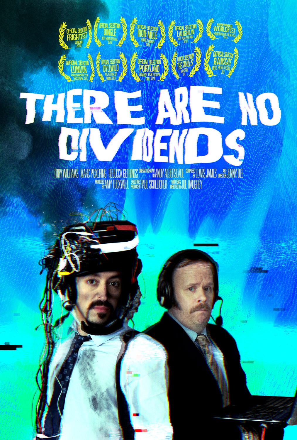 There Are No Dividends Movie Poster